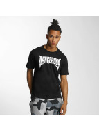 Dangerous DNGRS T-Shirty Methal czarny