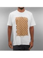 Dangerous DNGRS T-skjorter Doris Duitton hvit