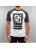 Dangerous DNGRS T-skjorter Big Doubles D hvit