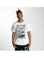 Dangerous DNGRS T-skjorter Rocco Kingstyle hvit