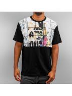 Dangerous DNGRS T-skjorter Mosaik svart