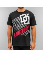 Dangerous DNGRS T-skjorter Rapid Badass svart