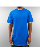 Dangerous DNGRS Tall Tees Two Tone blue