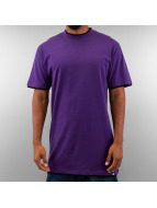 Dangerous DNGRS Tall Tees Two Tone pourpre