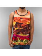 Dangerous DNGRS Tank Tops Burger черный