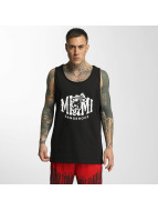 Dangerous DNGRS Tank Tops Miamiskull black