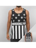Dangerous DNGRS Tanktop Brooklyn zwart