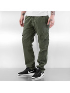 Thomas Cargo Pants Olive...