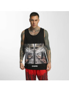 Train Tank Top Black...