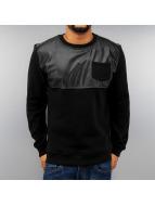 Dangerous DNGRS trui Pocket zwart