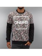 Dangerous DNGRS trui Tropical zwart
