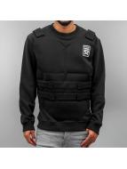 Dangerous DNGRS trui Shooting Vest zwart
