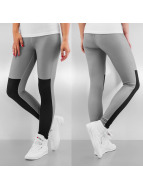 Two Tone Leggings Grey/B...