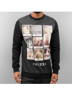 Weed Sweatshirt Black...