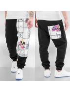 Window Sweat Pants Black...