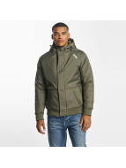 Dangerous DNGRS Winter Jacket Orlando olive