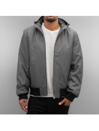 Dangerous DNGRS Winterjacke Hooded grau