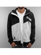 Dangerous DNGRS Zip Hoodie Limited Edition серый