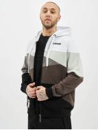 Dangerous DNGRS Zip Hoodie Limited Edition II hvid