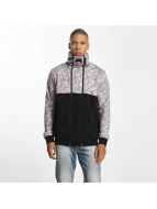 Dangerous DNGRS Flower Zip Hoody Black