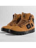 DC Ботинки Spartan High WR коричневый
