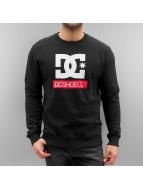 DC Пуловер Legendz Star черный