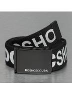 DC Belts Chinook 6 svart