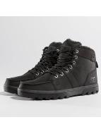 DC Boots Woodland zwart