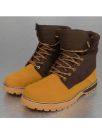 DC Chaussures montantes Uncas beige