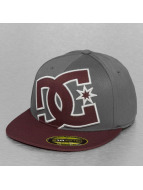 DC Flexfitted Cap Ya Heard grau