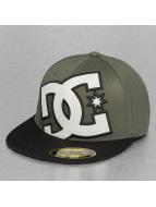 DC Flexfitted Cap Ya Heard olijfgroen