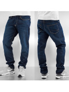 DC Jeans Straight Fit Washed bleu