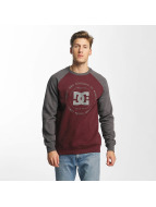DC Jumper Rebuilt Raglan red