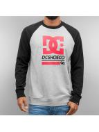 DC Pullover Rail Raglan gris