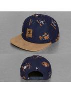 DC Snapback Cap Sewville blau