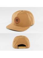 DC Snapback Cap Proceeder brown
