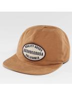 DC Snapback Cap Milford brown