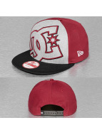DC Snapback Cap Double Up grau