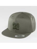 DC Snapback Cap Snappy grün