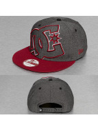 DC Snapback Cap Double Up red