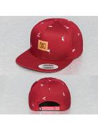 DC snapback cap Brills rood