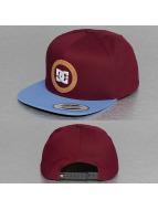 DC snapback cap Starver rood