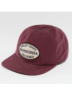 DC snapback cap Milford rood