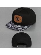 DC Snapback Cap Regal schwarz