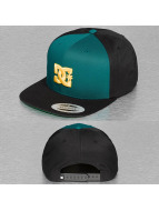 DC snapback cap Snappy turquois