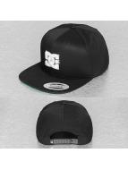 DC snapback cap Snappy zwart