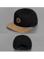 DC snapback cap Marrow zwart