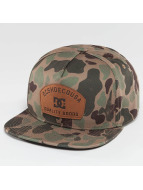 DC Snapback Caps Betterman camouflage