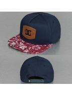 DC Snapback Caps Regal indigo
