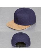 DC Snapback Caps Marrow indigonsininen